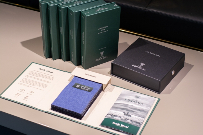 DORMEUIL NEW COLLECTION