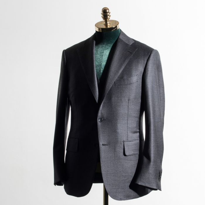 Suit Gray solid