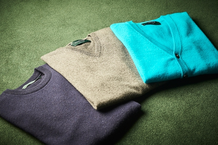 Pure cashmere order knit